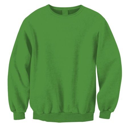 Irish Green Crewnecks