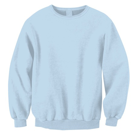 Light Blue Crewnecks
