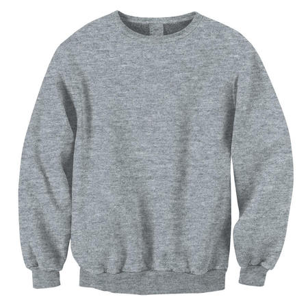 Light Grey Crewnecks