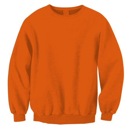 Orange Crewnecks