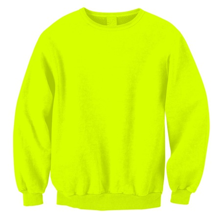 Safety Green Crewnecks