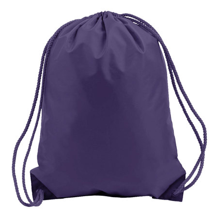 Purple Drawstring Bags