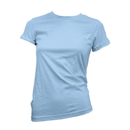 Baby Blue Women's T-Shirts