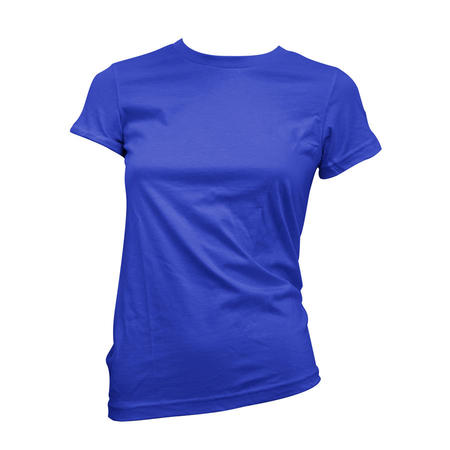 Blue Women's T-Shirts