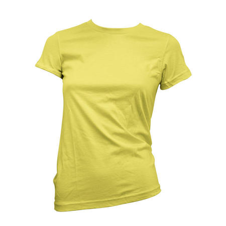 Yellow Women's T-Shirts