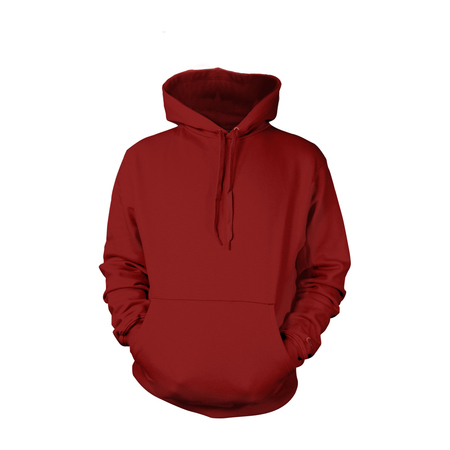 Cardinal Pull-Over Hoodies