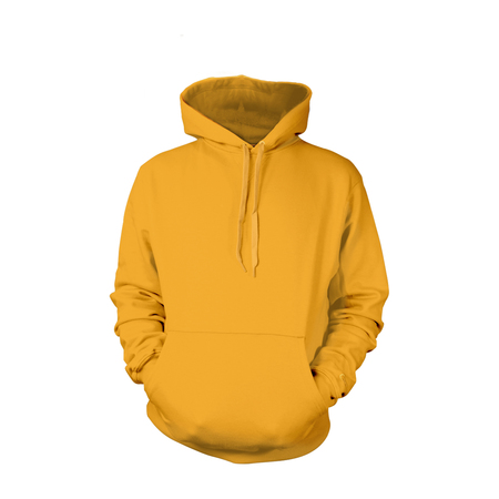 Gold Pull-Over Hoodies