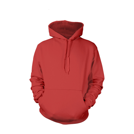 Red Pull-Over Hoodies