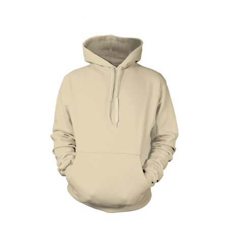 Sand Pull-Over Hoodies