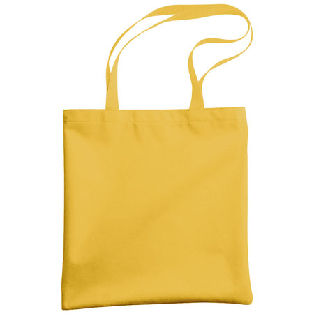 Bright Yellow Tote Bags
