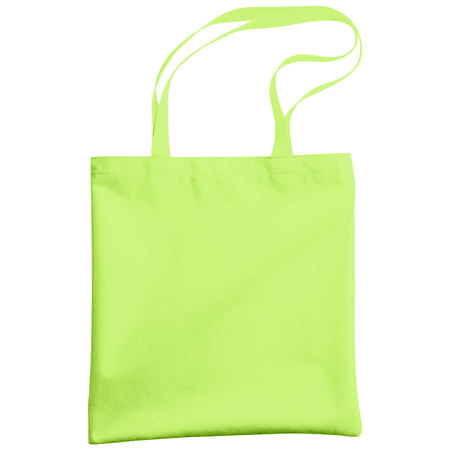 Safety Green Tote Bags