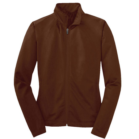 Brown Track Jackets