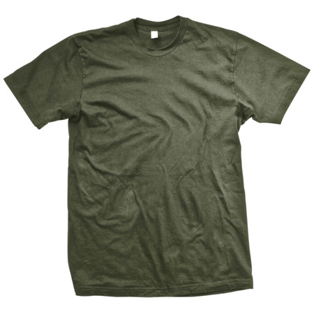 Military Green T-Shirts