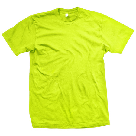Safety Green T-Shirts
